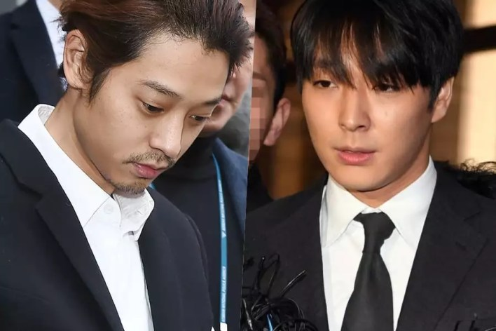 """Image result for jung joon-young and choi jong-hoon"""""""