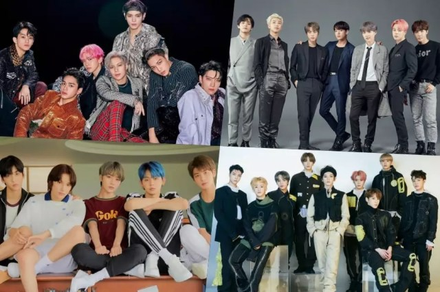 SuperM, BTS, TXT, NCT 127, DAY6, And More Rank High On Billboard's World Albums Chart