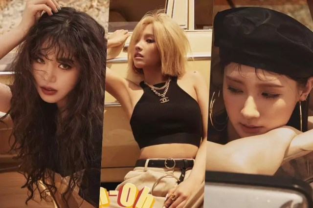 """Update: (G)I-DLE Is Ready For Sizzling """"Uh-Oh"""" Comeback In Teaser Photos"""