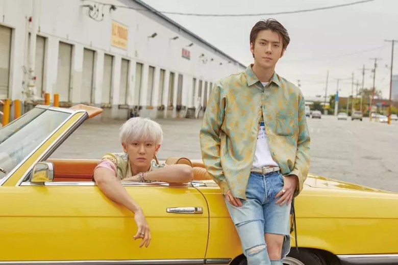 """EXO-SC Tops iTunes Charts Worldwide With Unit Debut Album """"What A Life"""""""