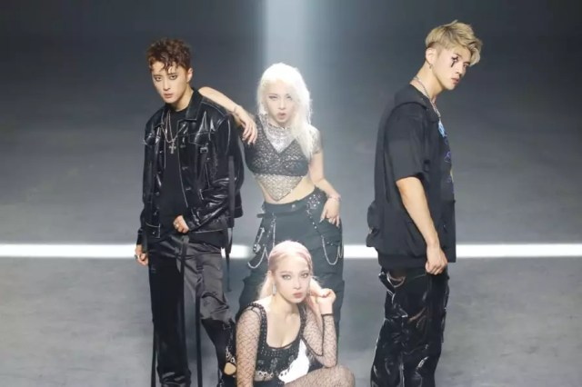 KARD Confirmed To Be Filming Comeback MV