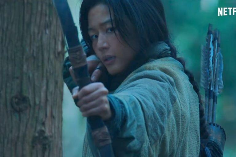 "Watch: Jun Ji Hyun Is Determined To Get Revenge In ""Kingdom: Ashin Of The North"" Teaser Flixadda"