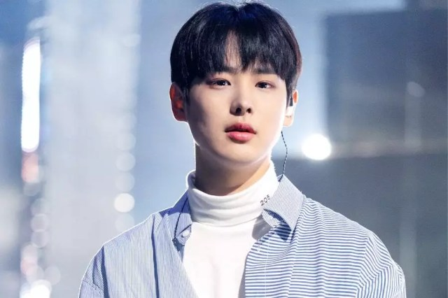"""Choi Byung Chan Leaves """"Produce X 101"""" Due To Health Reasons + Writes Letter To Fans"""