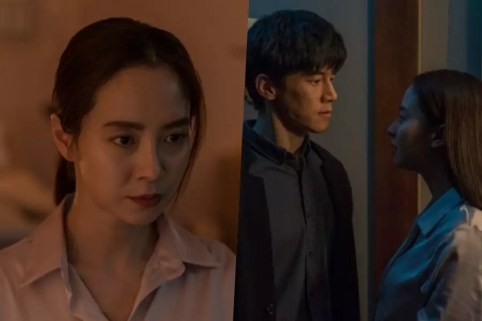 Image result for intruder movie song ji hyo