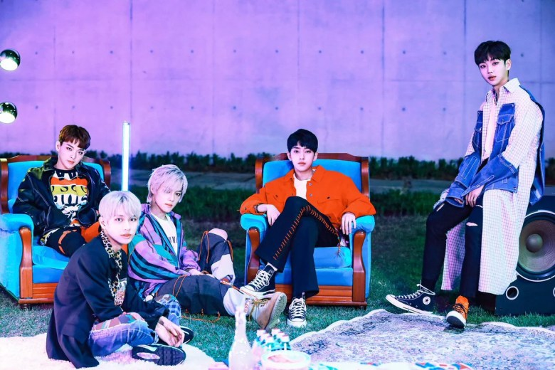 New Boy Group We In The Zone Introduces Debut Concept With Teaser