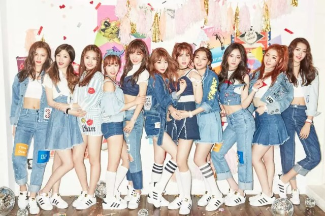 I.O.I Confirmed To Return With 9 Members In October