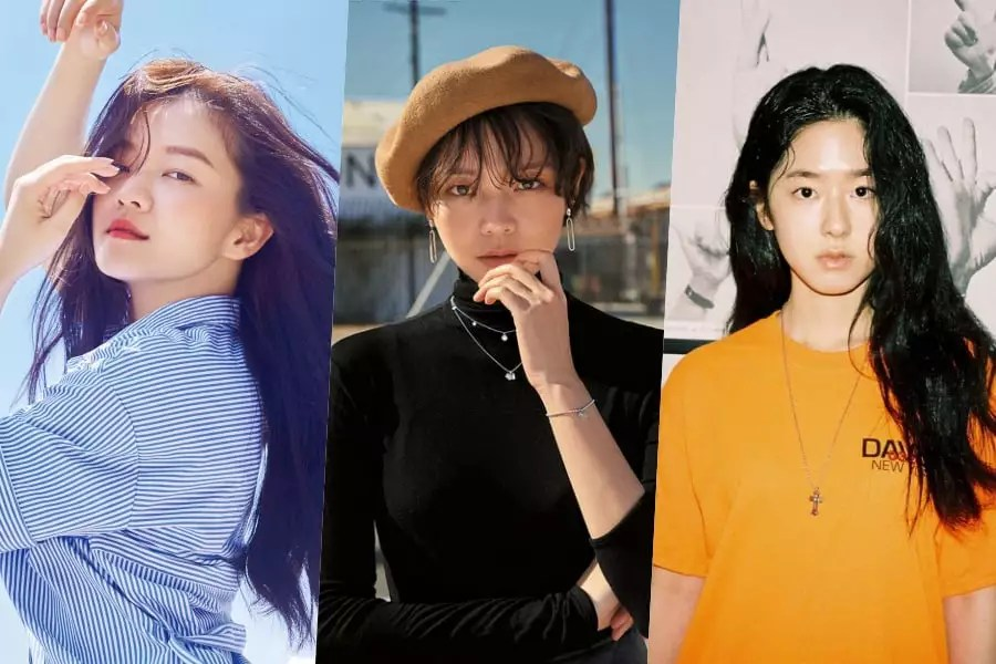 Go Ah Sung, Lee Som, And Park Hye Soo Confirmed To Star In Upcoming Film Set In The 90s