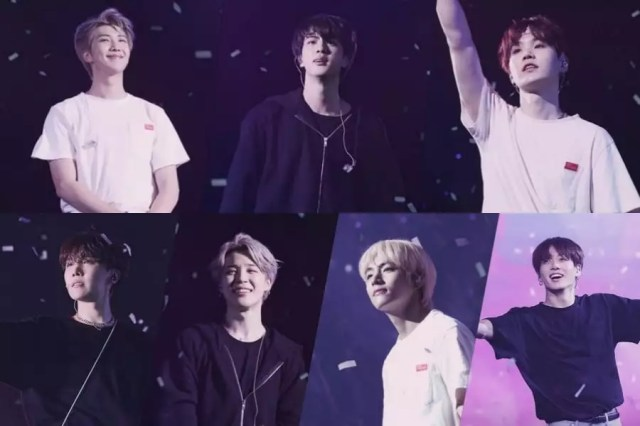 """BTS's """"Bring The Soul: The Movie"""" Tops Real-Time Box Office Reservation Rankings With Pre-Sale Tickets"""