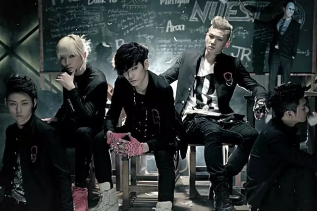 """NU'EST's Debut Song """"FACE"""" Becomes Their 1st MV To Reach 100 Million Views"""