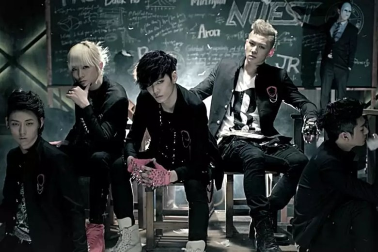 "NU'EST's Debut Song ""FACE"" Becomes Their 1st MV To Reach 100 Million Views"