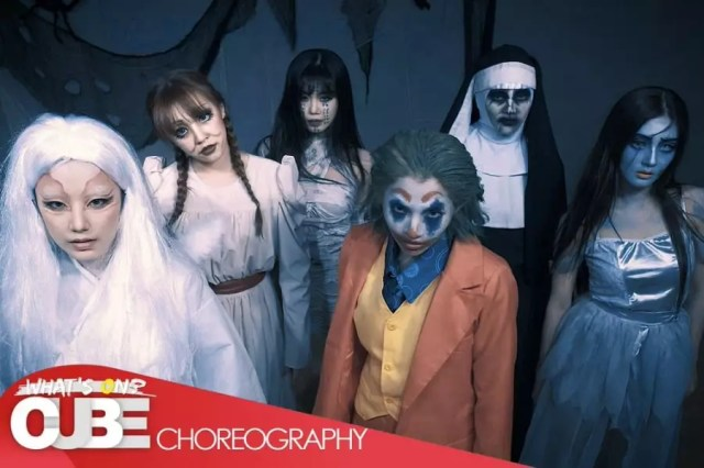 """Watch: (G)I-DLE Drops A Spooky Halloween-Themed Choreography Video Of """"Put It Straight"""" From """"Queendom"""""""
