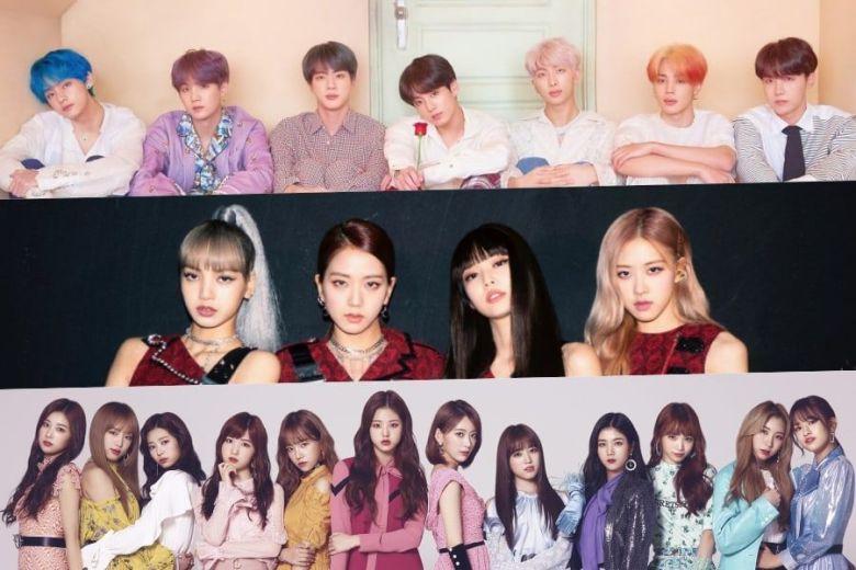April Idol Group Brand Reputation Rankings Announced