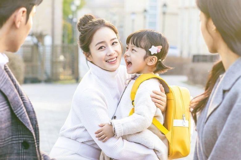 "Kim Tae Hee's New Drama ""Hi Bye, Mama!"" Premieres To No. 1 Ratings"
