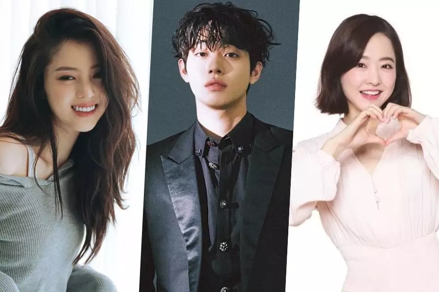 Han So Hee Joins Ahn Hyo Seop And Park Bo Young In Upcoming tvN Fantasy Romance