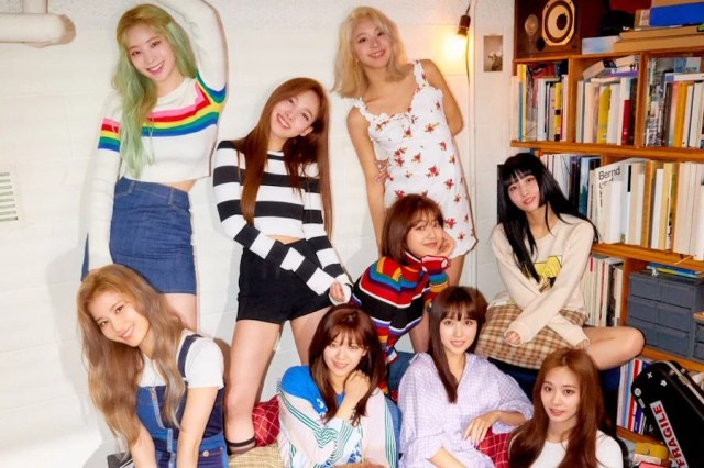 """TWICE Shoots To Top Of Many Major Realtime Charts With """"Fancy�"""