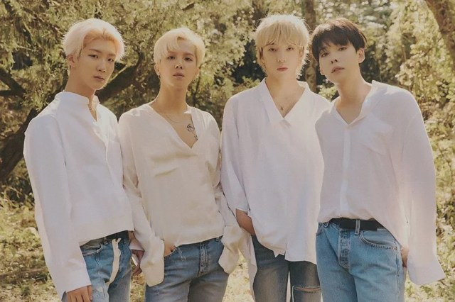 WINNER Gets Fans Excited By Announcing Comeback With Unexpected Teaser Poster