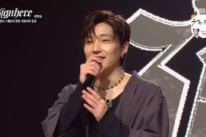 """B.A.P's Jongup Surprises AOMG Judges By Applying For Their New Hip Hop Audition Show """"Signhere"""""""