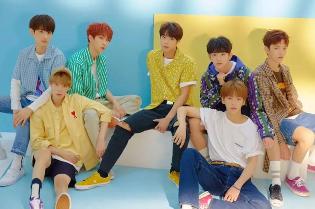 Jellyfish Entertainment's New Boy Group VERIVERY Announces Upcoming Official Debut