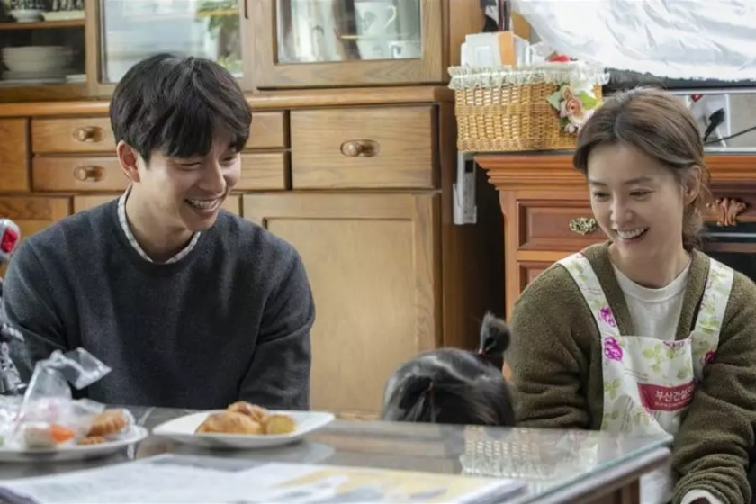 """Gong Yoo And Jung Yu Mi Are Adorably Fond Of Their On-Screen Children Behind The Scenes Of """"Kim Ji Young, Born 1982"""""""