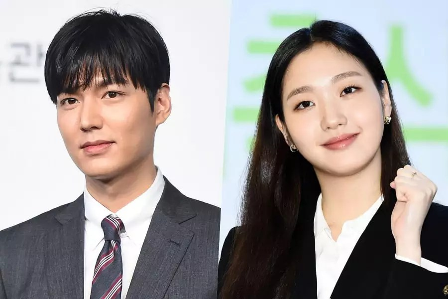 Lee Min Ho And Kim Go Eun's Upcoming Fantasy Drama Begins Script Reading