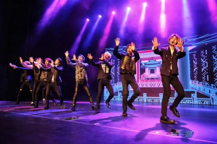 Exclusive: PENTAGON Gets Up Close And Personal With New York Fans During 1st Stop Of 1st-Ever U.S. Tour