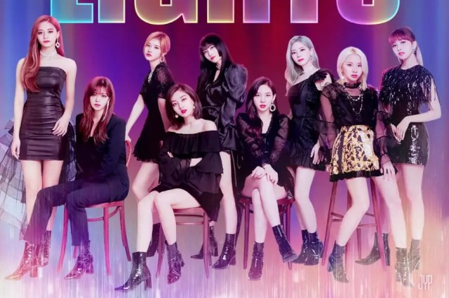 """TWICE Tops iTunes Charts Around The World With """"FANCY YOU� And """"FANCY�"""