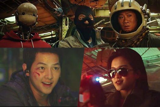 "Song Joong Ki And Kim Tae Ri's Film ""Space Sweepers ..."