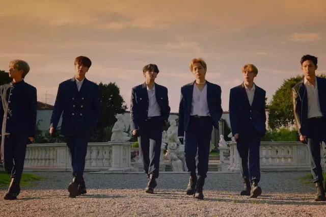 "Watch: ONEUS Sings Of ""Twilight"" In MV For Powerful 1st Comeback"