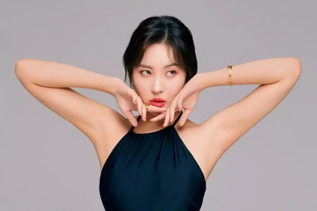 Sunmi Shares Official Logo For Fans With A Meaningful Design