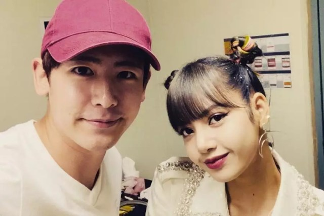 2PM's Nichkhun Shows Sweet Support For BLACKPINK's Lisa