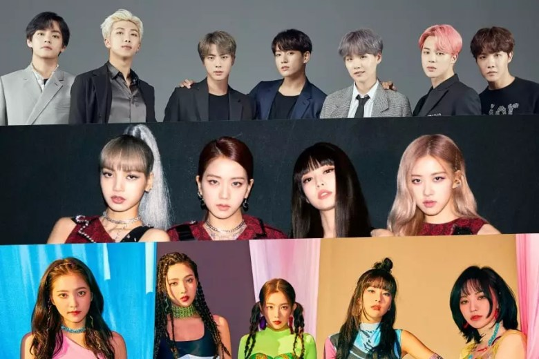 BTS, BLACKPINK, And Red Velvet Win At 2019 Teen Choice Awards