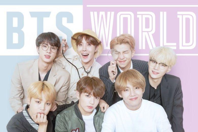 BTS To Release BTS WORLD OST Album + Reveals Details