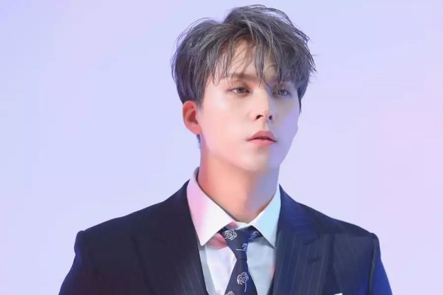 Highlight's Son Dongwoon Confirms Enlistment Date