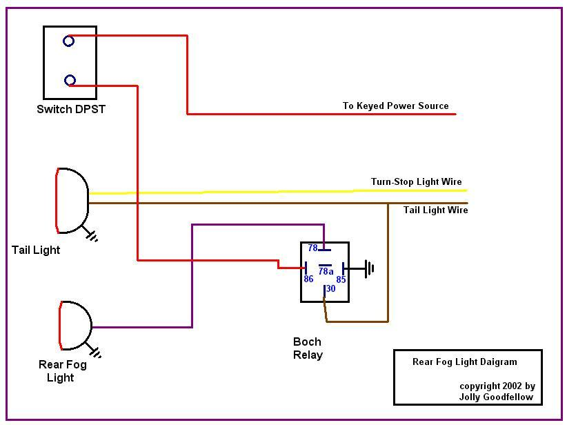 Acura Fog Lights Wiring Diagram - Auto Electrical Wiring Diagram on