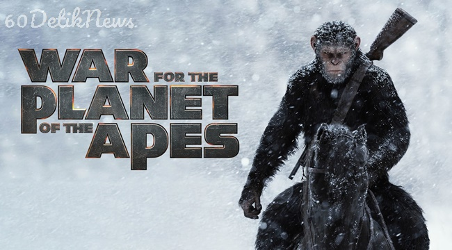 Nonton Film Streaming Movie WAR FOR THE PLANET OF THE APES