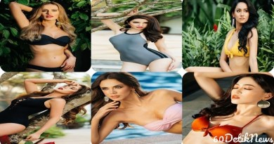 9 Foto Seksi Finalis Miss Grand International Terfavorit
