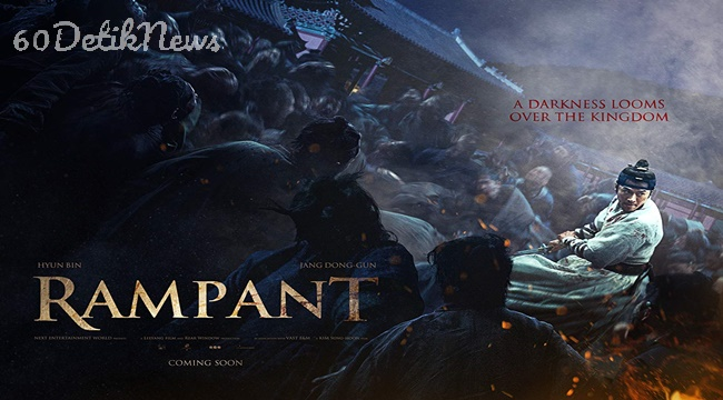 Nonton Film Streaming Movie Rampant (2018)
