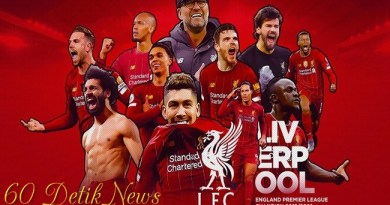Liverpool Juara Premier League 2019-2020