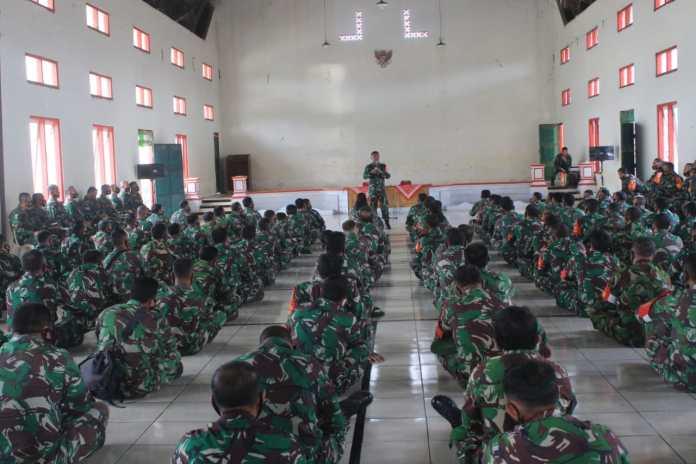 Komandan Kodim 0808 Blitar, Letkol Arh Dian Musriyanto
