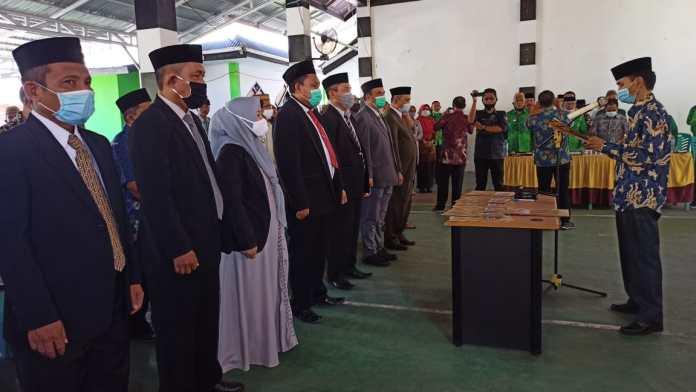 Komisi Pemilihan Untuk Pilkades di Kabupaten Gorontalo