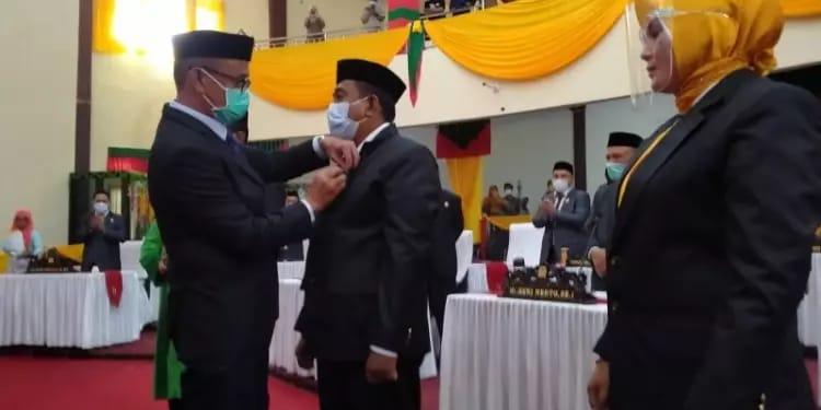 PAW Anggota DPRD Kabupaten Pohuwato