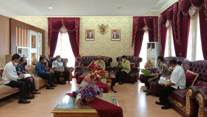 Pemda Gorontalo Utara Prioritaskan Masyarakat Konsumsi Beras Lokal