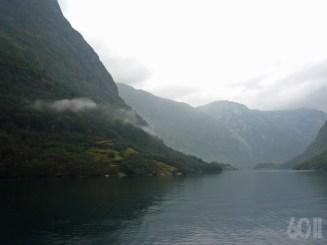 Le Nærøyfjord