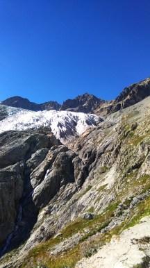 Le Glacier Blanc