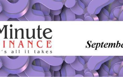 60 Minute Finance Q & A – 09/16/16