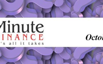 60 Minute Finance Q & A – 10/05/16