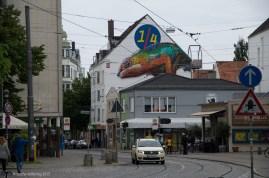 Bremen; the Viertel (quarter)