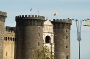 Castello Nuovo, Naples.