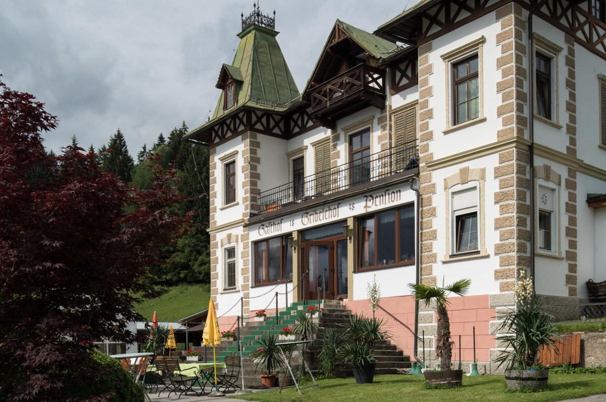 Hotel Gribelhof in Lienz, Osttirol, Austria