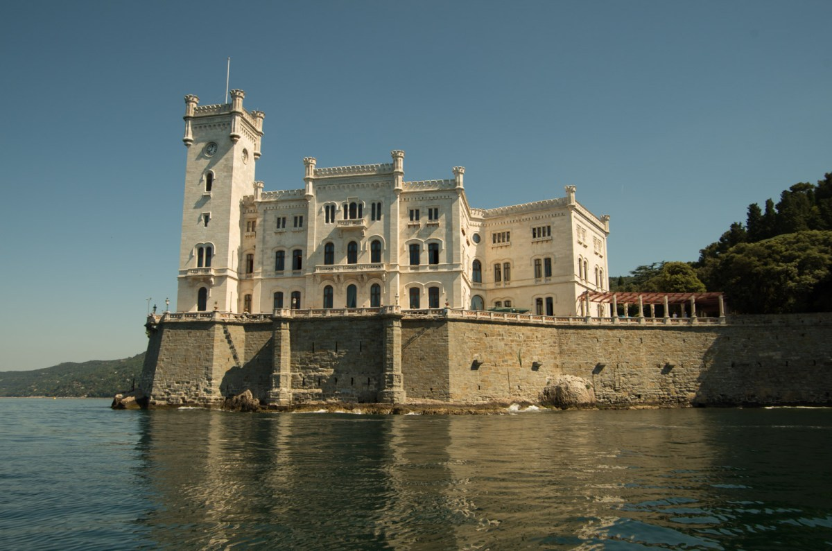 Trieste - city of wind